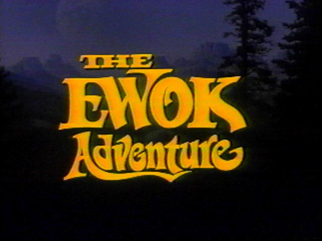 The Ewok Adventure Caravan Of Courage So Cute That Its Scary